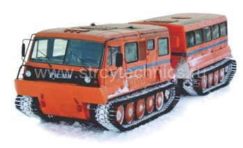 Снегоболотоход ТТМ-4901ПС