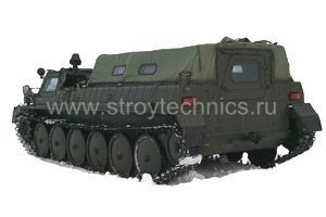 Гусеничный транспортер ГАЗ 34039-12