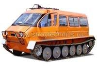 Вездеход ГАЗ-34039К